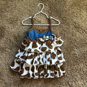 Mud Pie 2T/3T dress